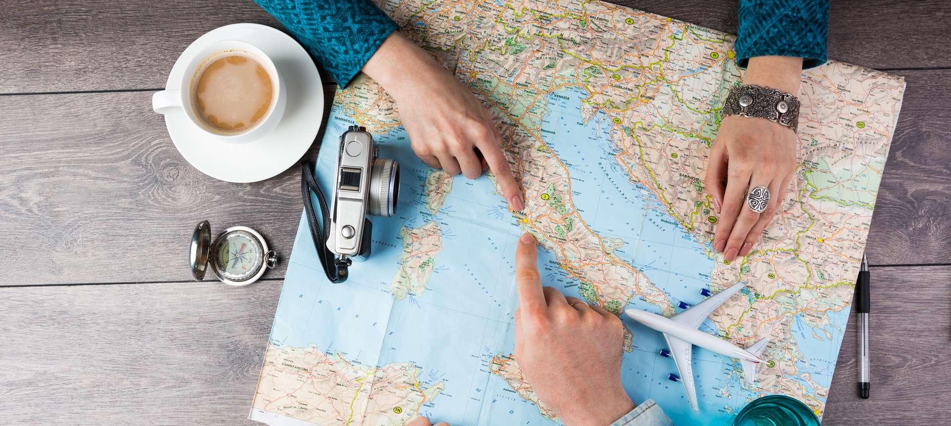 Partage de votre expérience à l'étranger