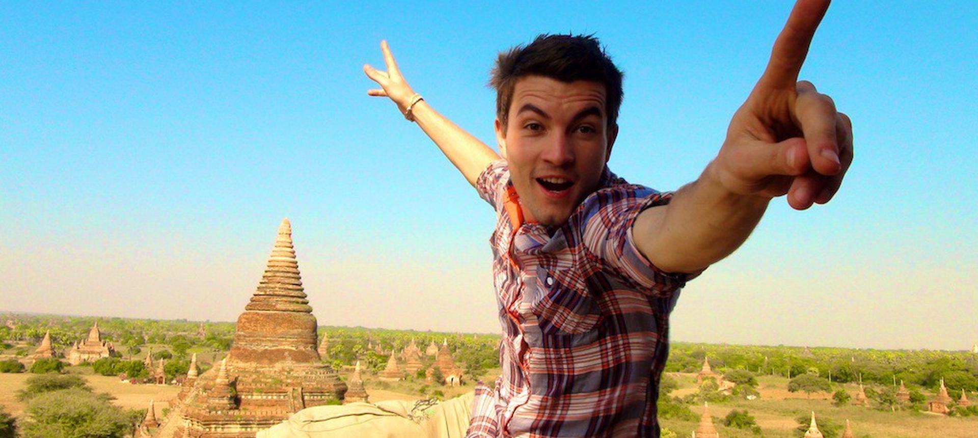 Interview du blogueur voyage Alex Vizeo