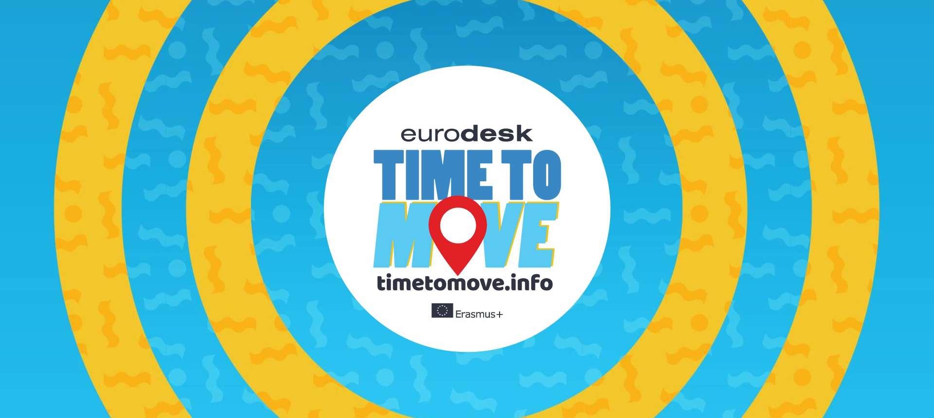Time to Move 2017 : Partir en Europe et plus loin...