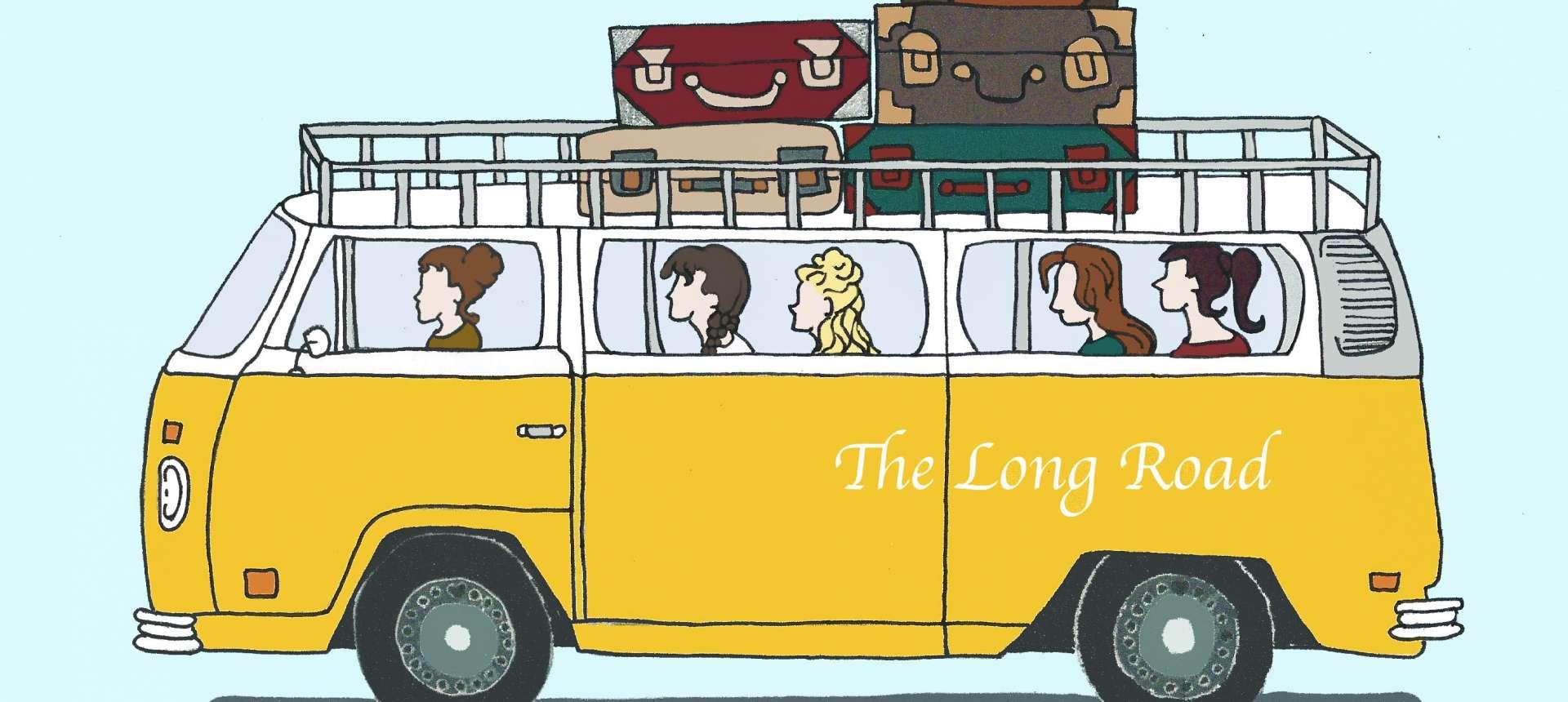 The Long Road : aider un projet social, culturel et artistique
