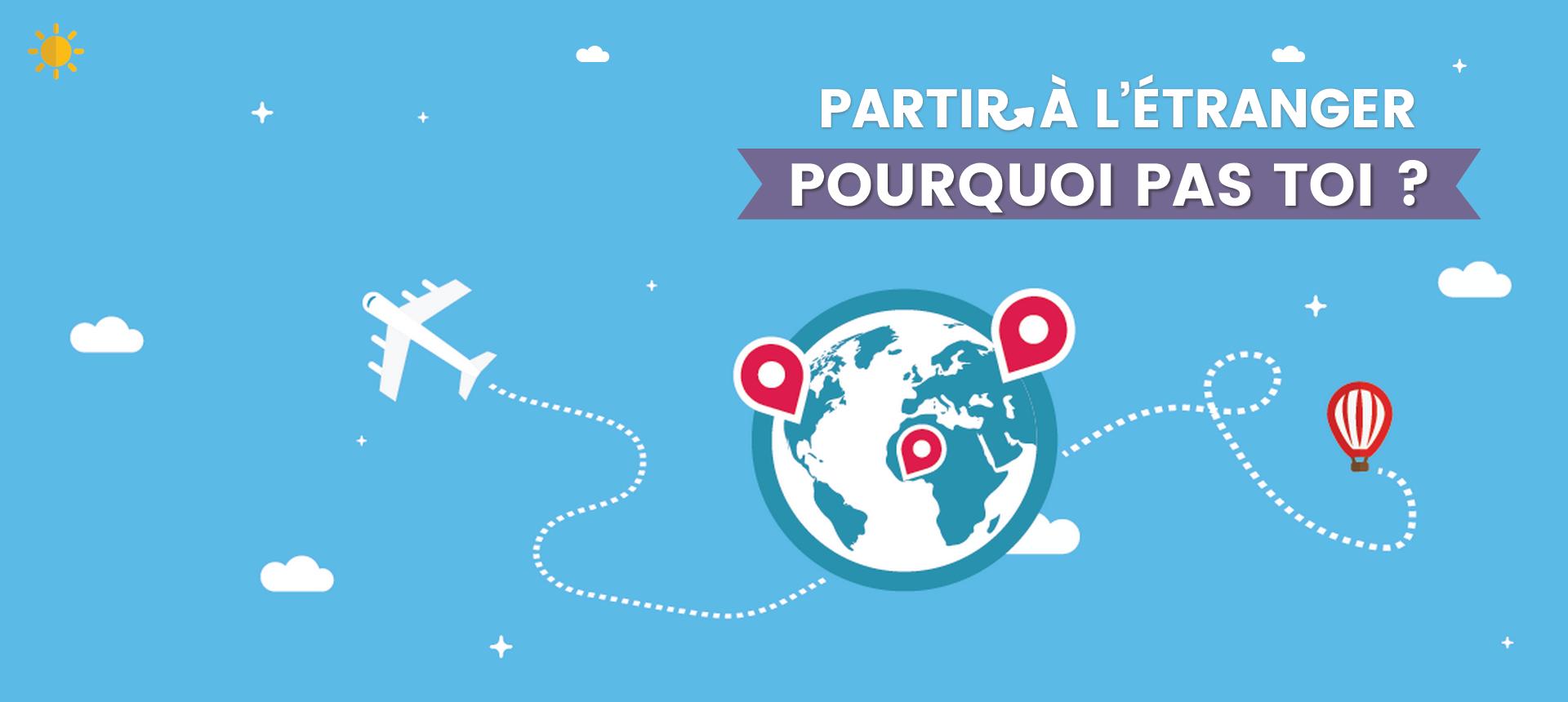 Partir à l'étranger, pourquoi pas toi ? en mai et juin 2017 en Bourgogne-Franche-Comté