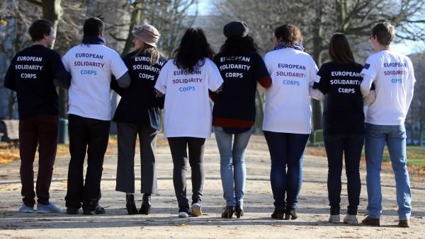 Le Corps européen de solidarité