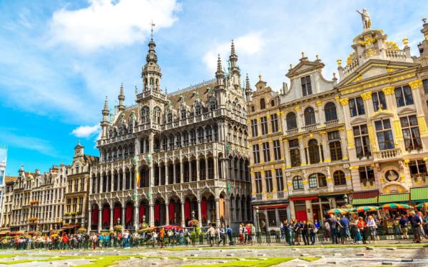 Voyage à Bruxelles du 5 au 7 juin 2019